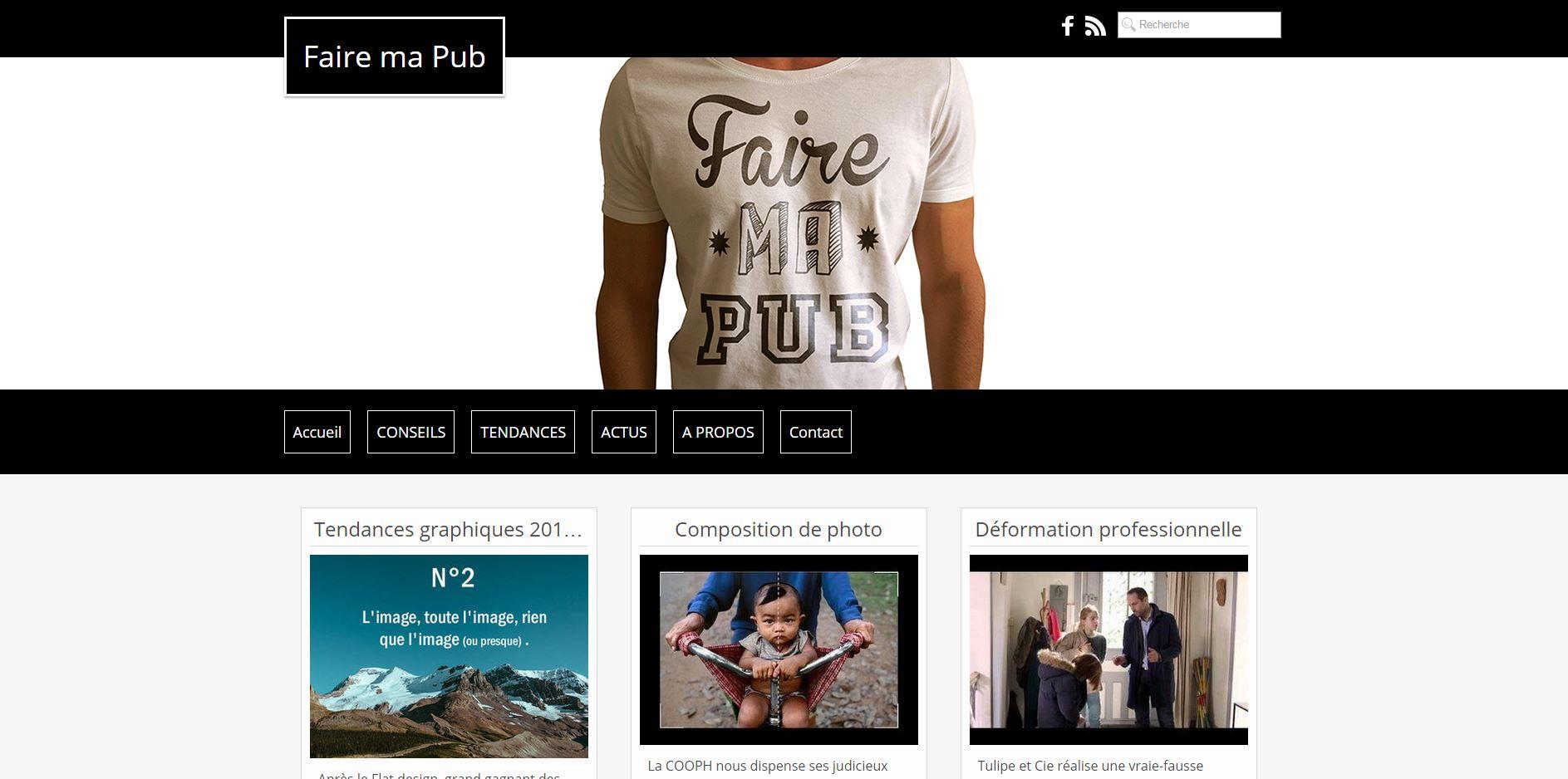 Agence de Com - blog