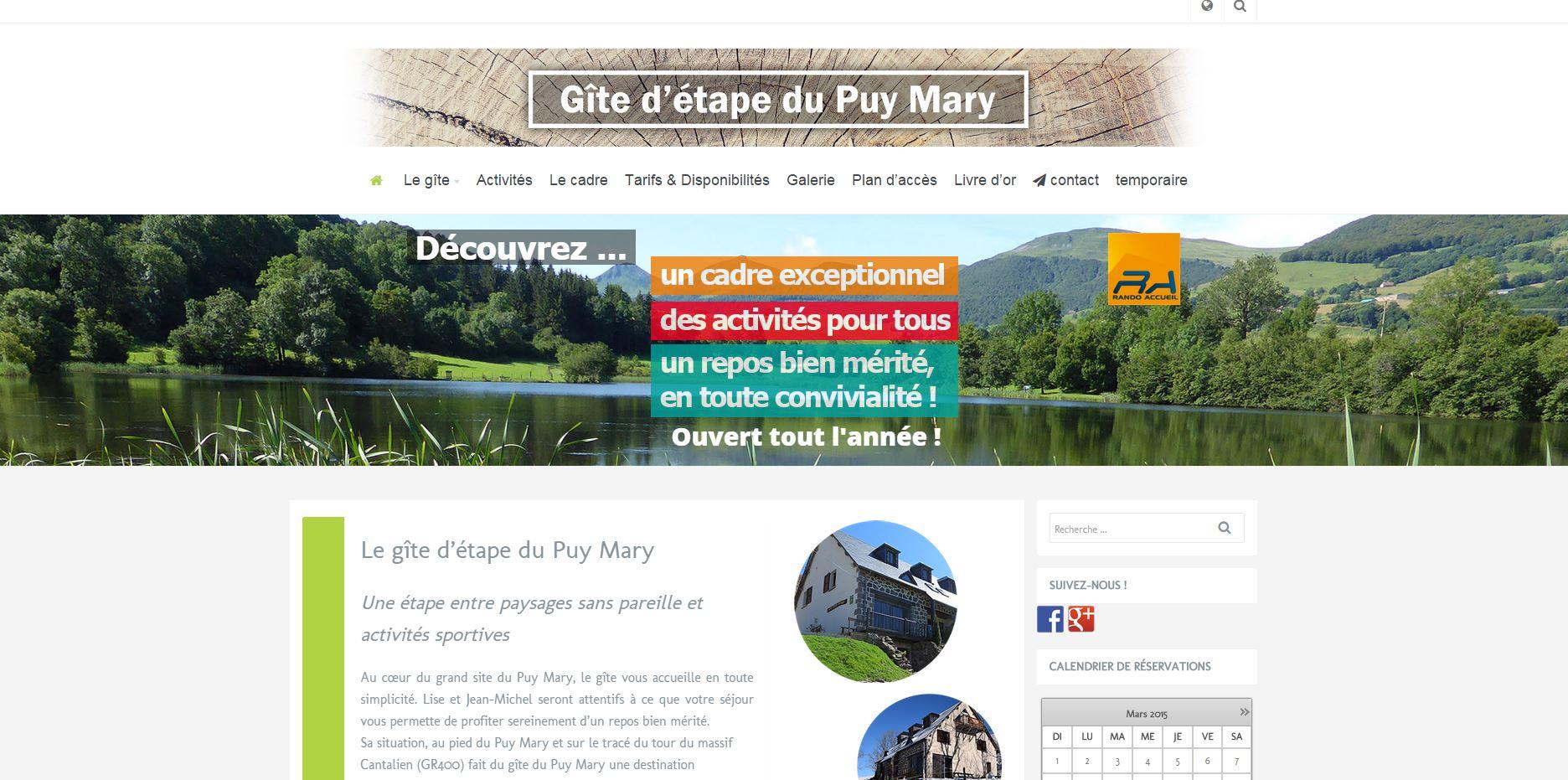 Agence de Com - site web - site vitrine