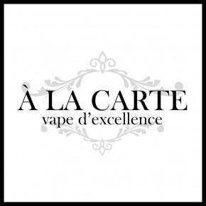 A la Carte - logo par l'Agence de Com'