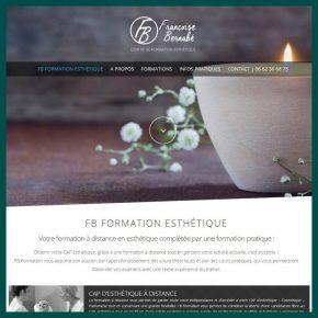 FB Formation - Françoise Bernabé - Site web par l'Agence de Com'