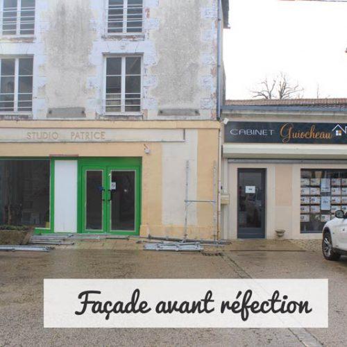 marquage vitrine et documents commerciaux - Agence de com